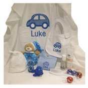 Baby Boy Personalised Hampers