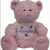 Personalised | 30cm Teddy Bear | Butterflies