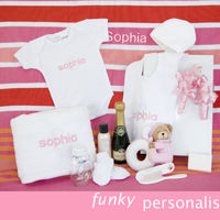 My Funky Ultimate Unique Personalised Gift Hamper Thumbnail