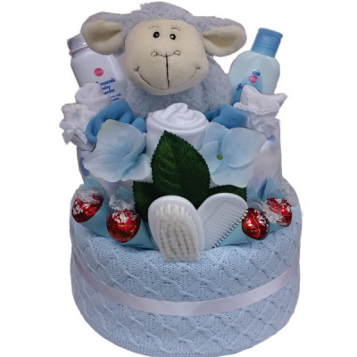 Nappy Cake One Of The Best Baby Shower Gift Ideas Ever Baby